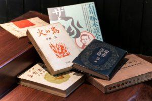 魁陽亭 越治『文学の杜』蔵書作品寄贈ご協力のお願い