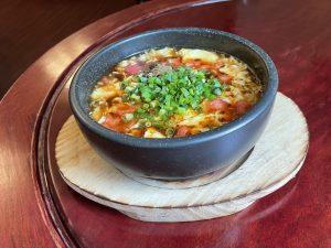 【10月1日よりスタート!】~越治の特製酸辣湯麺~